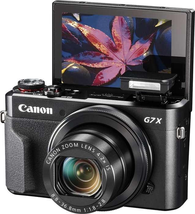 <strong>canon</strong> G7X Mark II Y Sony A6300 NUEVA Camara Para Vlogs Youtubers