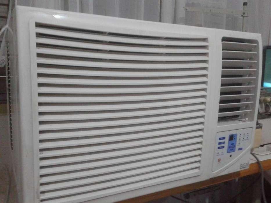 aire acondicionado contrll remotto 3500 frig 1 mes de uso b,g,h
