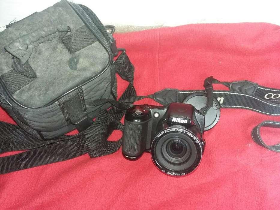 Vendo Nikon Coolplix L820