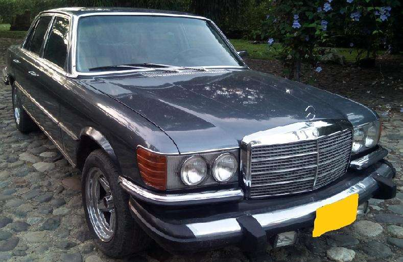 <strong>mercedes-benz</strong> Clase S 1978 - 90000 km