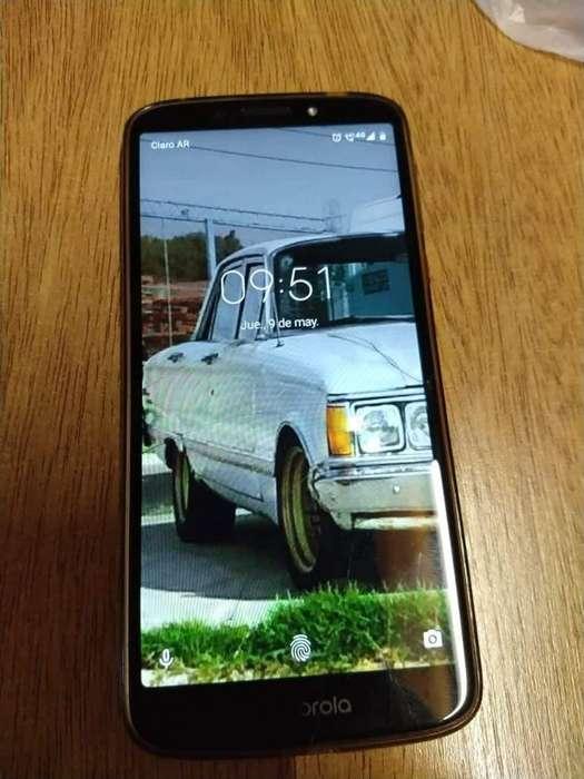 Vendo Motorola Moto G 6 Play