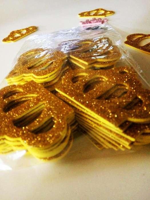 Coronas para Candy Bar