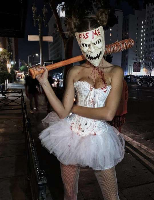Disfraces de Halloween de La Purga