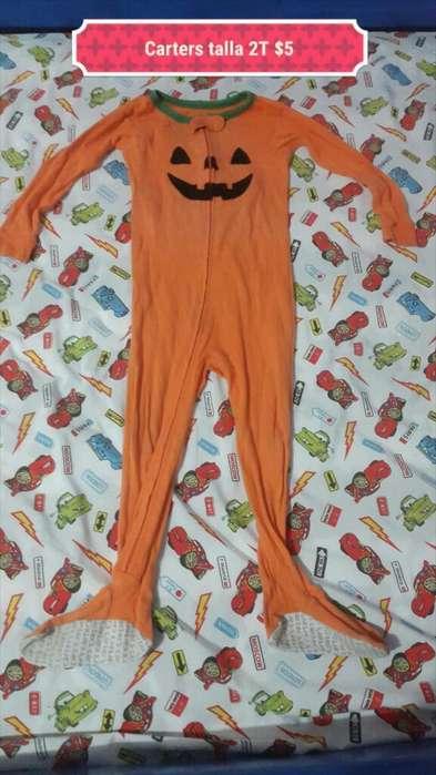Pijama Carters Talla 2t