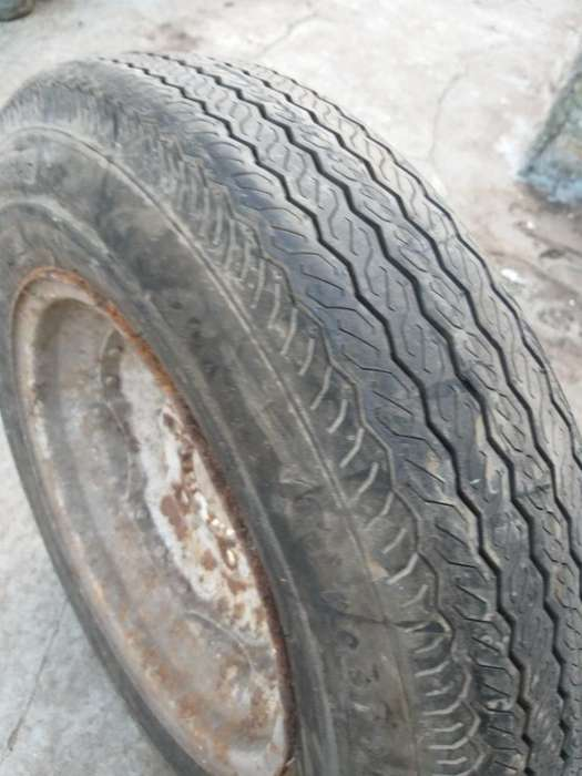 Cubierta Firestone 700 16 Nueva <strong>jeep</strong>