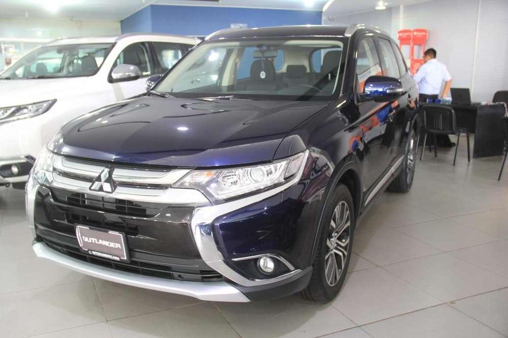 Mitsubishi Outlander 2018 - 0 km