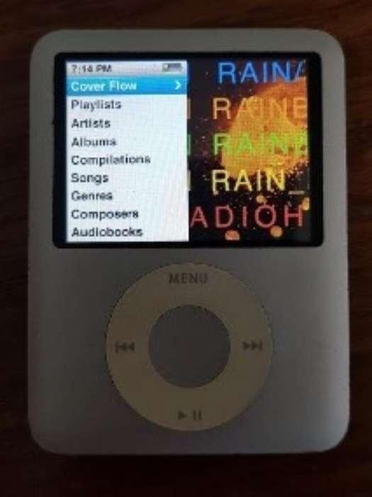 iPod Nano 3 Generación