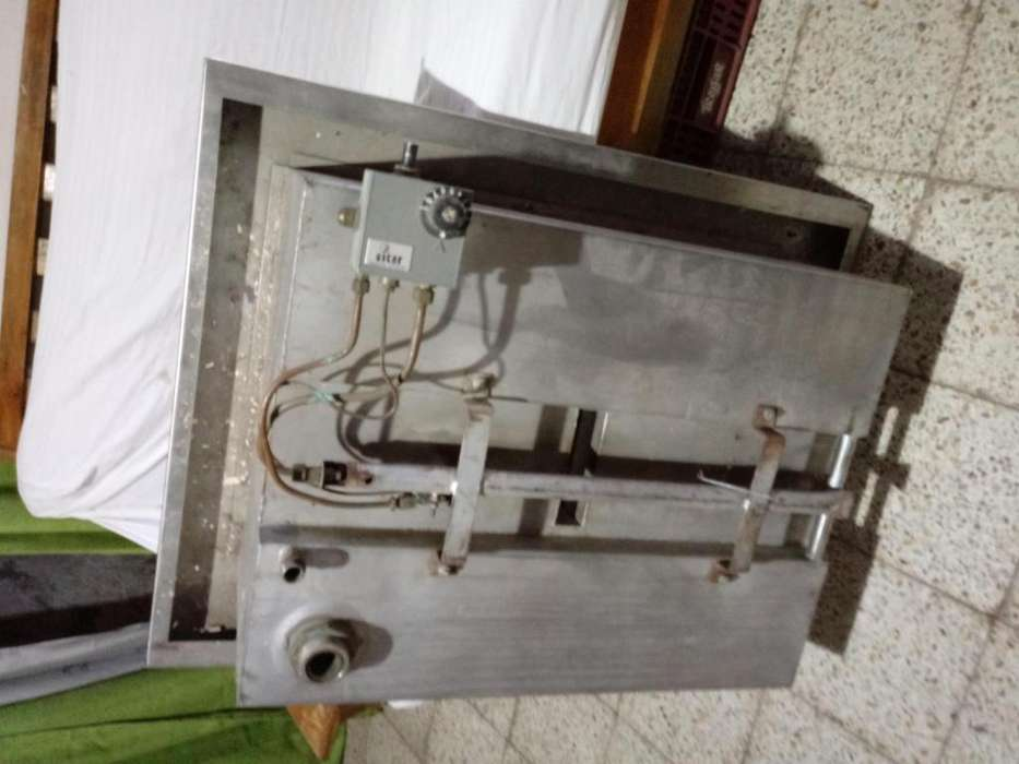 Baño Maria Industrial 4 <strong>bandeja</strong>s