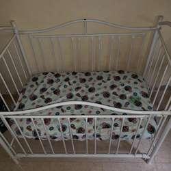 Vendo Cuna, Gimnasio Y Silla para Bebe