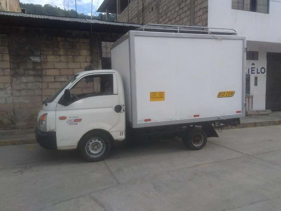 Vendo Mi Nave Hyundai H100