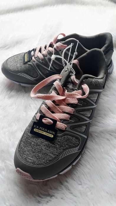 Zapatillas U.s Polo Assn Talle 38