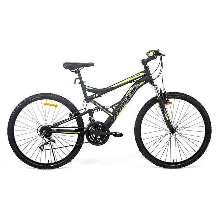 Estupenda bicicleta fratta rin 26