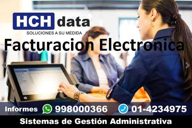 SISTEMA FACTURACION ELECTRONICA INVENTARIOS