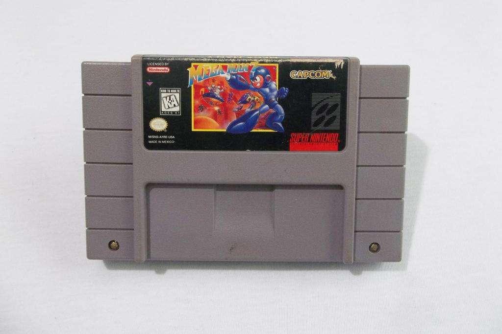 Mega Man 7 ( Megaman ) Super Nintendo SNES - Pixelfunk