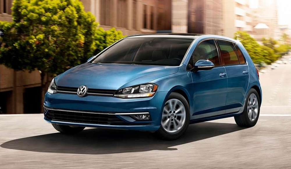 Volkswagen Golf 2019 - 0 km