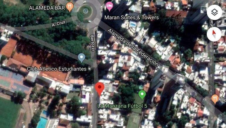 VENDO CASA EN PLENO PARQUE 3 DORM. 610m2