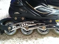 Rollers Extensibles Poco Uso