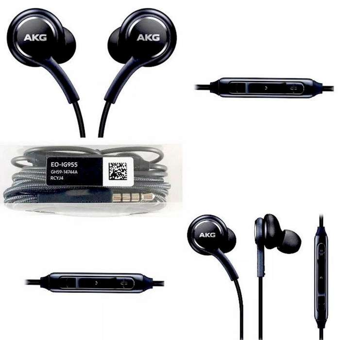 Auricular Manos Libres Orig Samsung A6 J6 J4 J8 Note 8 A8