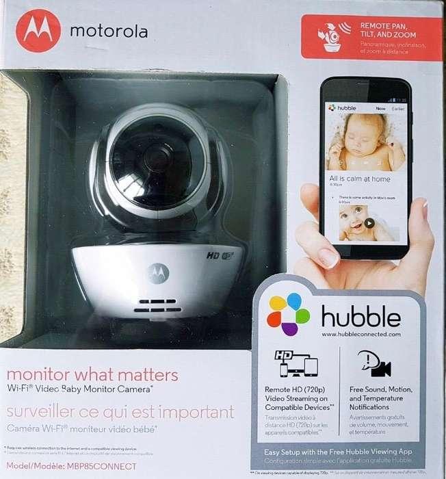 Monitor para Bebe Motorola