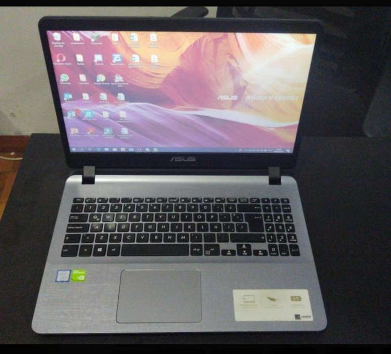 Remato Laptop Asus Nueva