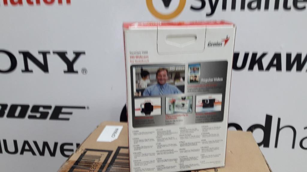 Camara Web Cam Genius