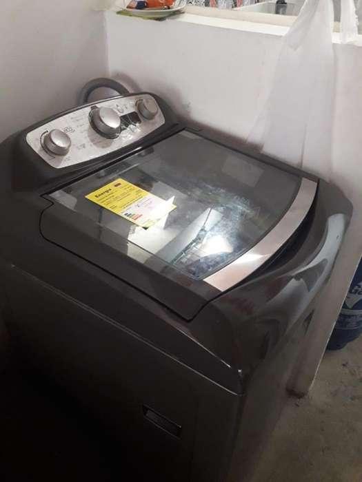 Lavadora Haceb de 35 Libras