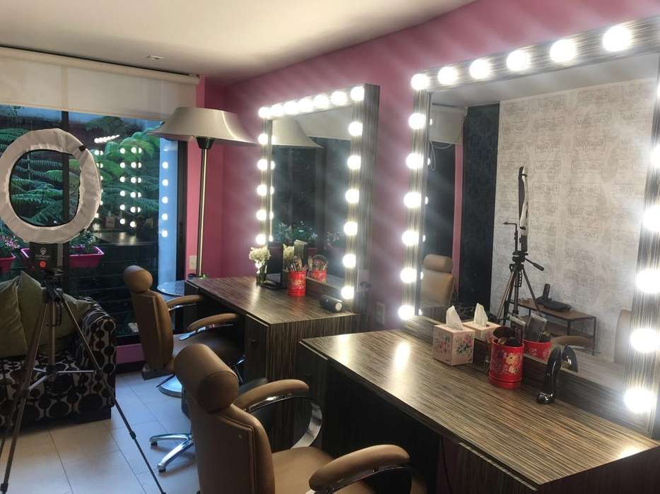 Muebles Peluqueria O Estudio de Makeup