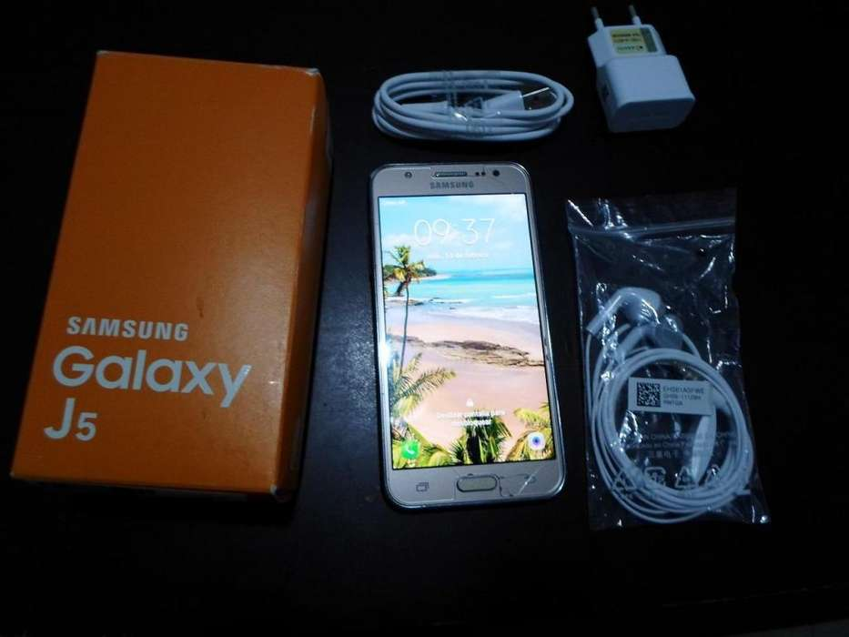 ATENCION SAMSUNG GALAXY J 5 LIBERADO IMPECABLE