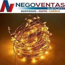 ALAMBRE DE LUZ LED 10 METROS A PILAS PARA <strong>decoracion</strong>