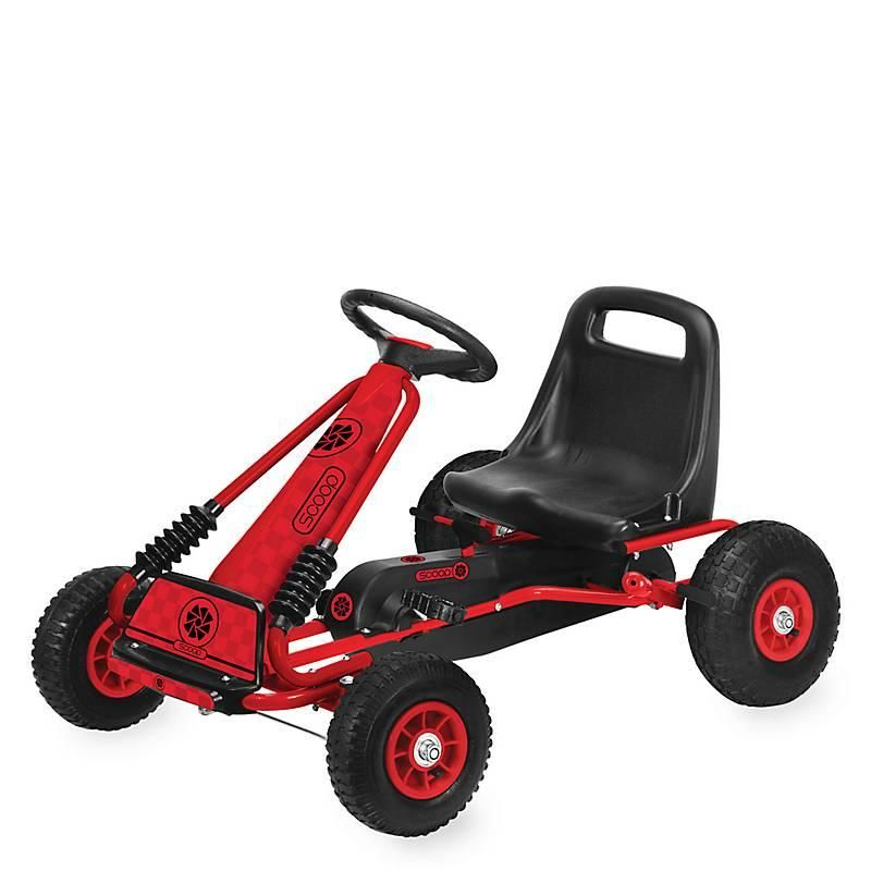 Chachicar - Go Kart A Pedales Mediano Scoop