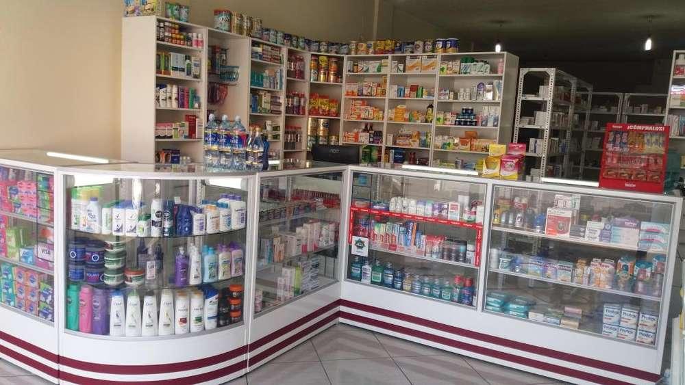Vendo <strong>farmacia</strong> en la Kennedy Quito