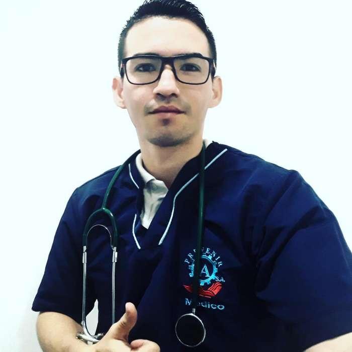 Busco Empleo Soy Medico Especilista