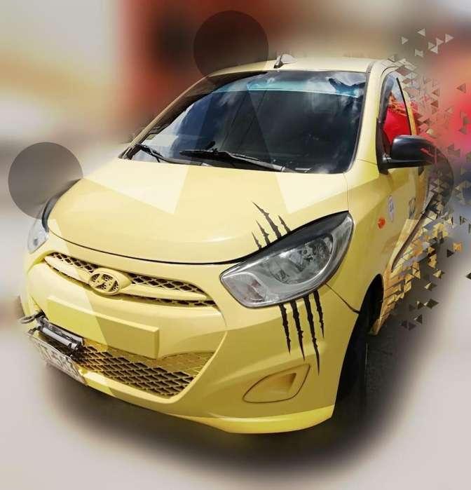 Taxi i10 modelo 2014 Metropolitano