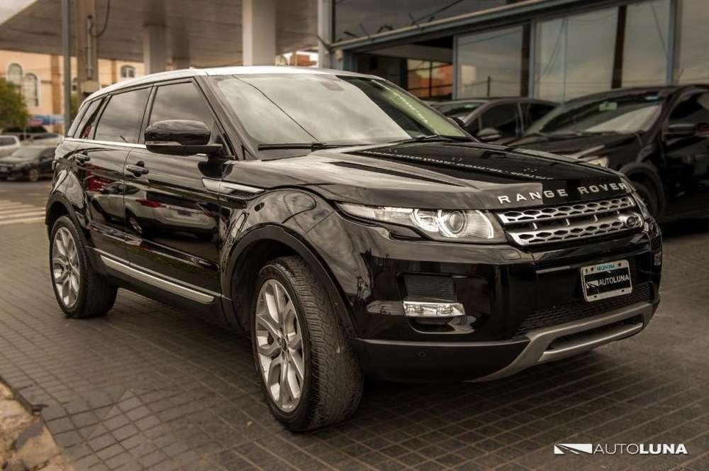 Land Rover Range Rover Evoque 2013 - 62000 km