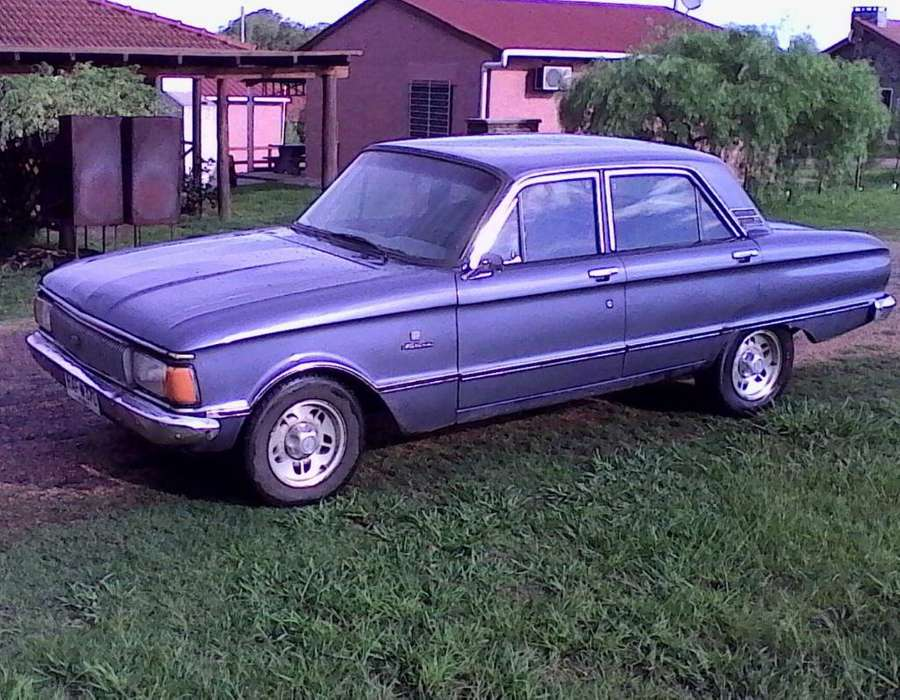 <strong>ford</strong> Falcon 1979 - 11 km