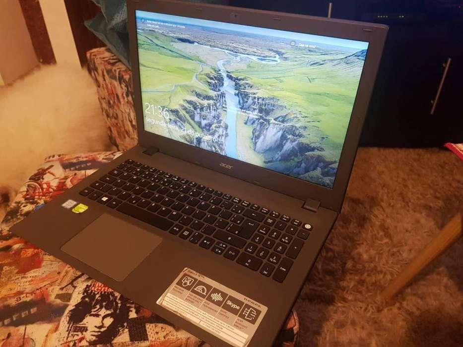 Portatil/ Marca Acer / Modelo Aspire E15 / Usado / Excelente estado /