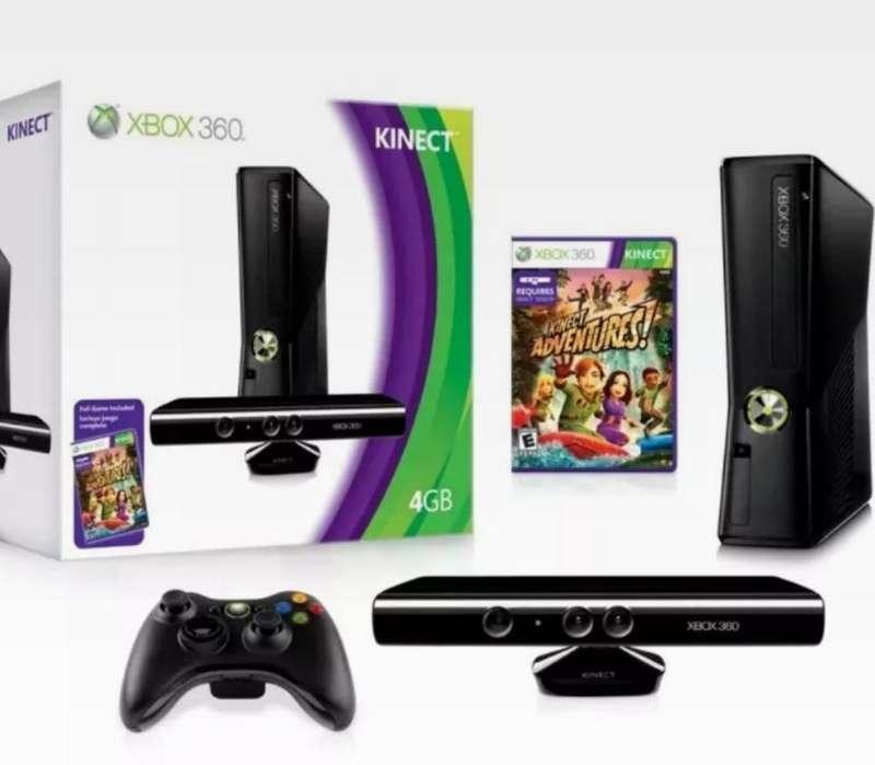 Oferta. Xbox360 Kinect3 Juegos
