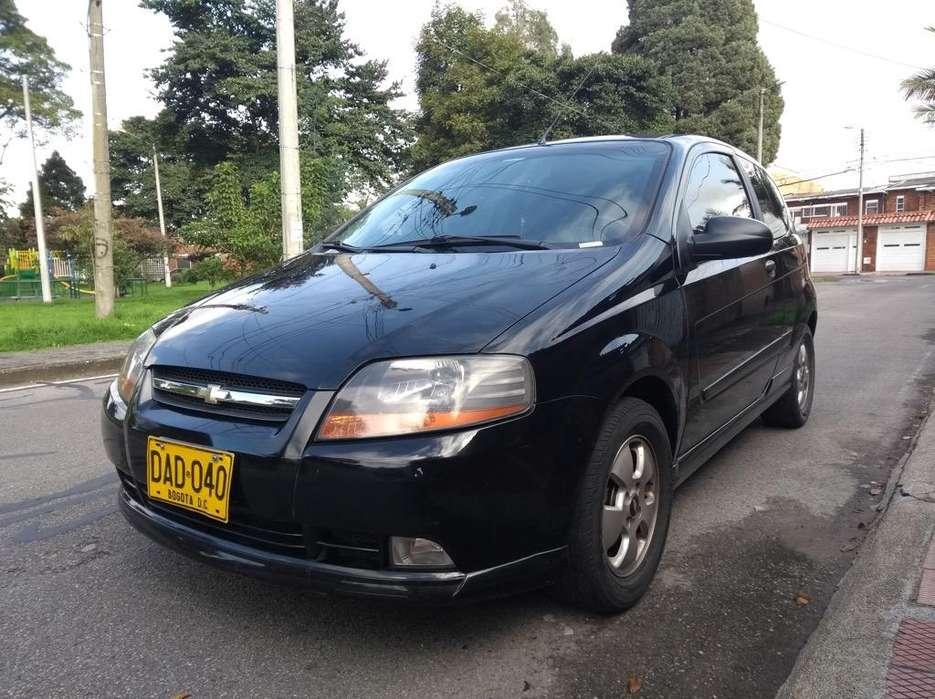 Chevrolet Aveo 2009 - 86000 km