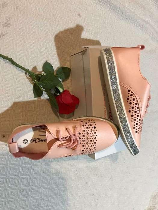 Nuevas Zapatillas para Damas