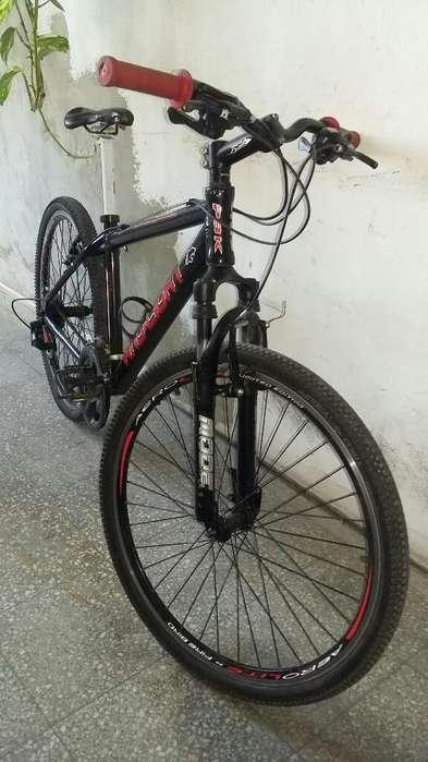 Vendo Bici Impecable