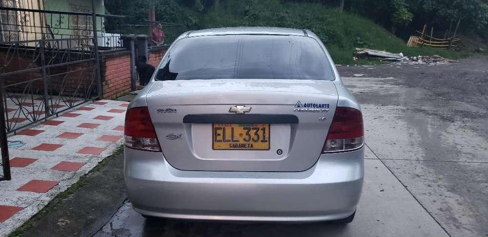 Chevrolet Aveo 2009 - 99000 km