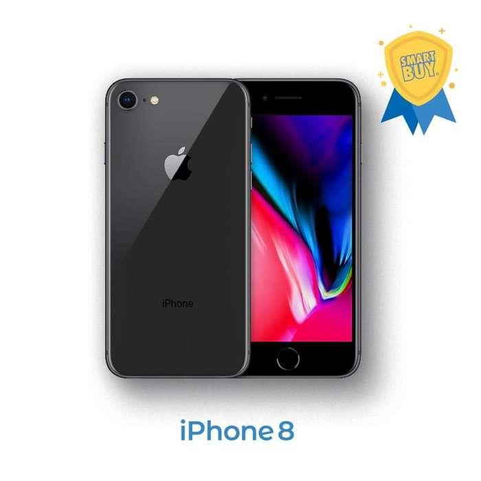 iPhone X 8 PLUS 8 7 PLUS 7 6S 6 5S Con GARANTIA y OBSEQUIO Aceptamos Tarjeta