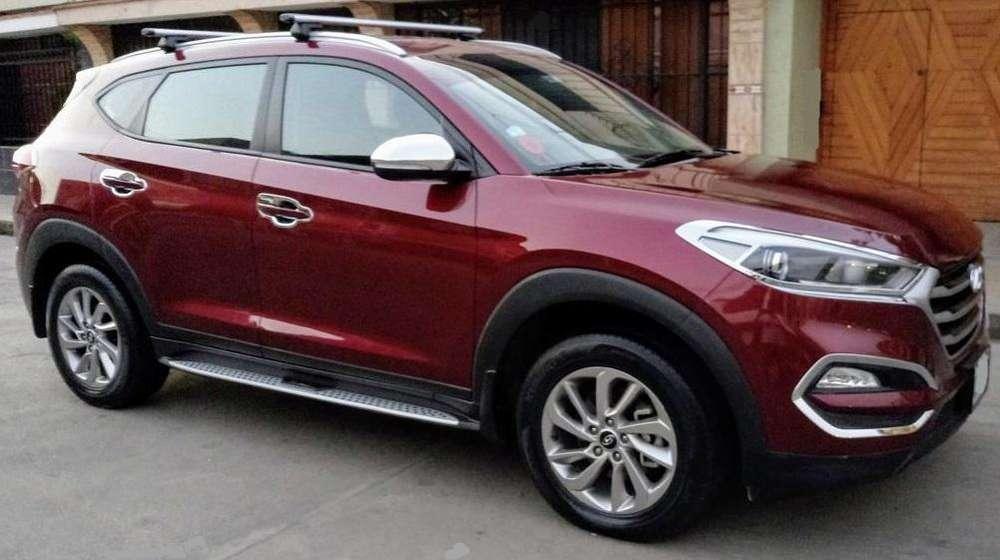 Hyundai All New Tucson 2018 - 30000 km