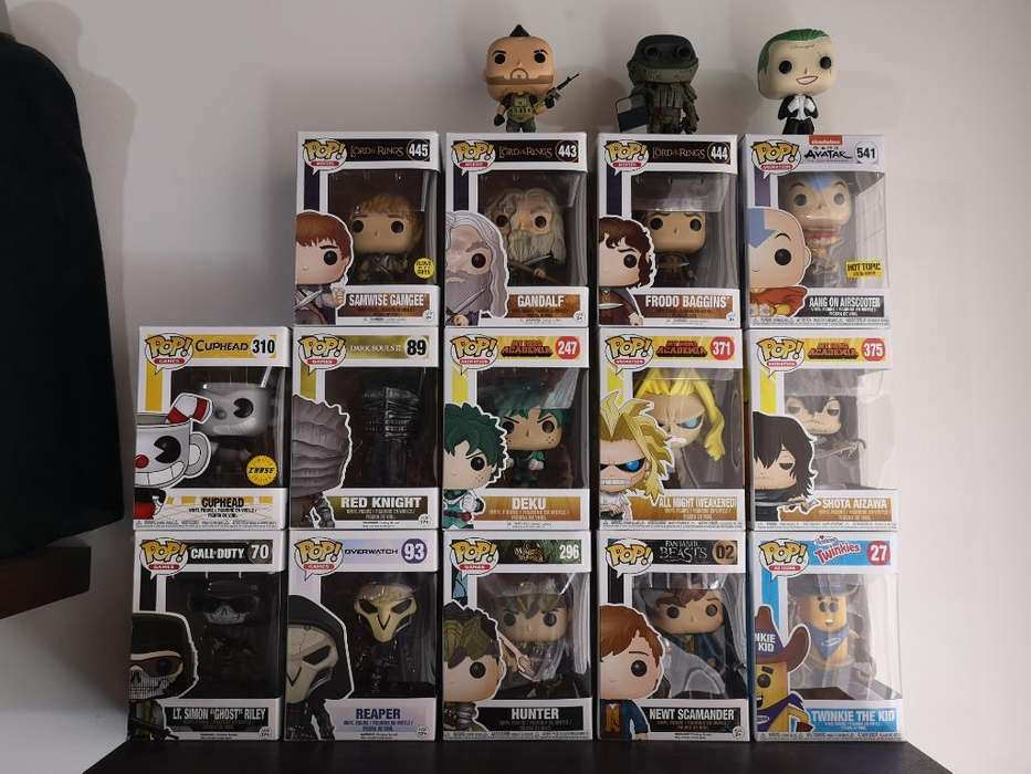 Funko Pops Originales