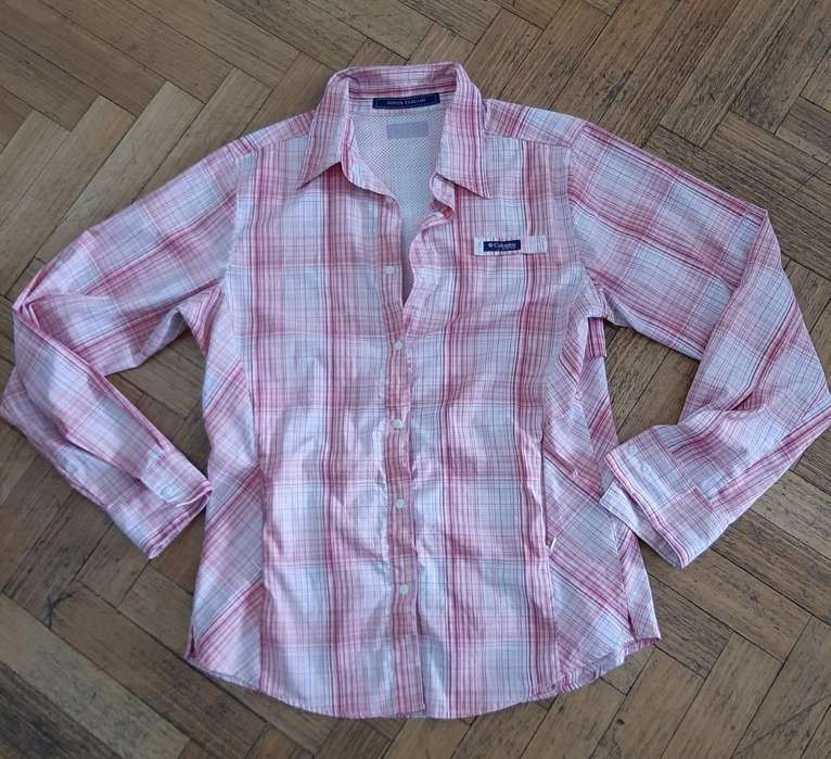 Camisa de <strong>mujer</strong> Columbia Talle M