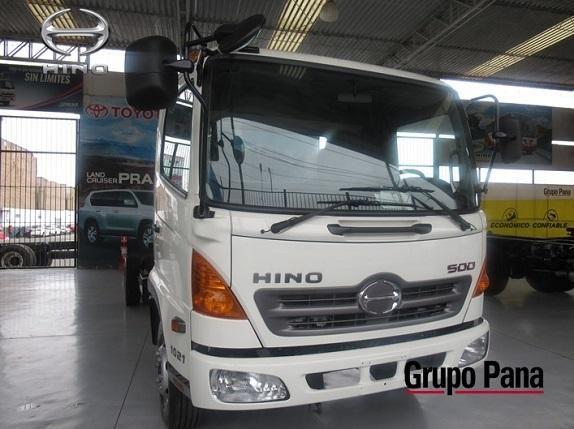 CAMIÓN FC  1021 - SERIE 500