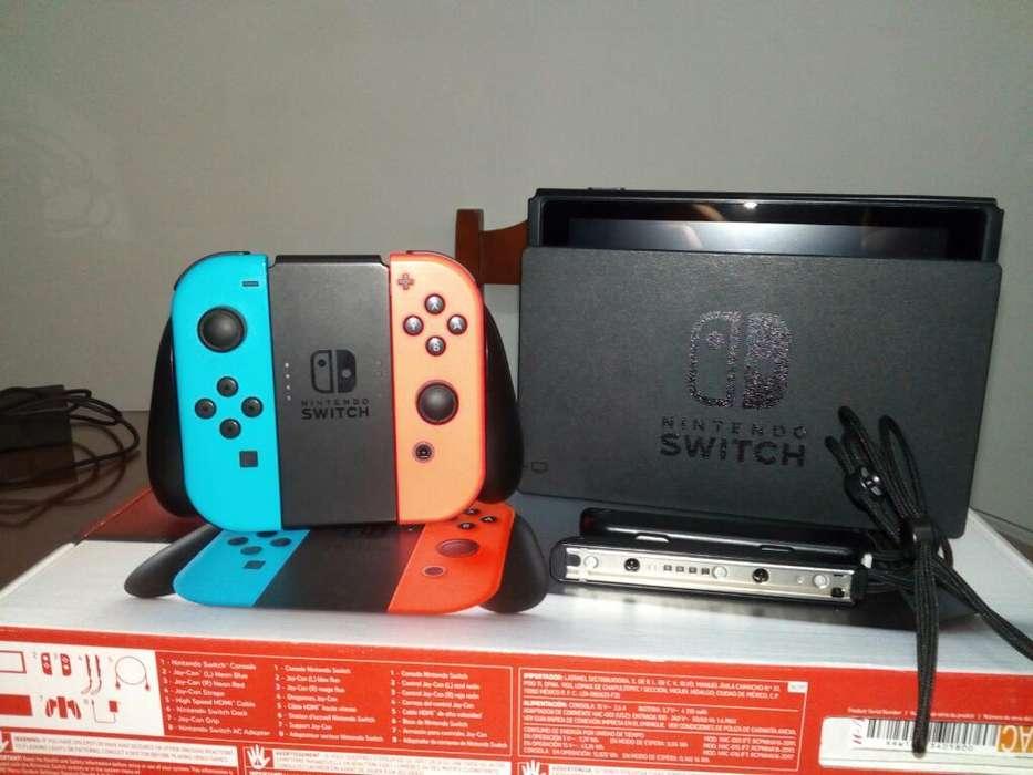Vendo Nintendo Switch O Cambio por Ps4