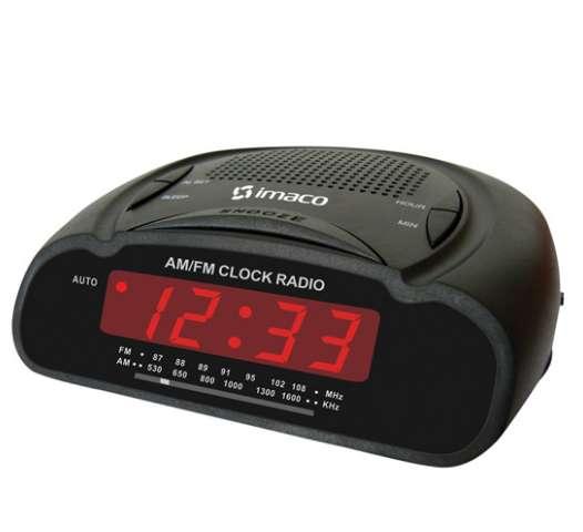 Reloj Despertador & Radio