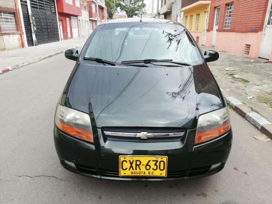 Chevrolet Aveo 2008 - 105000 km