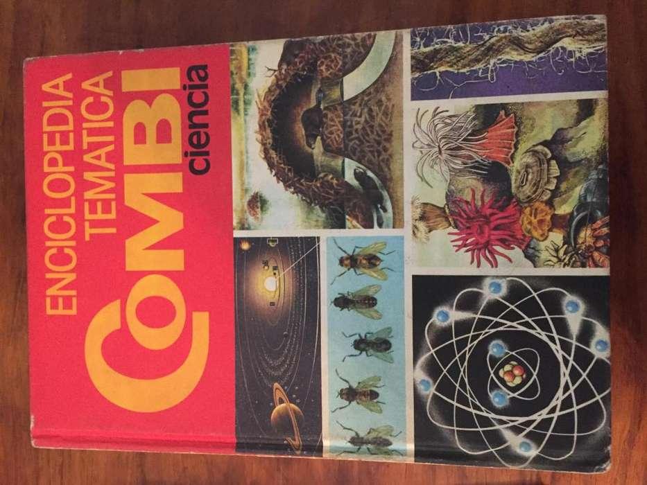 Enciclopedia De Ciencia Combi Editorial De Barcelona España
